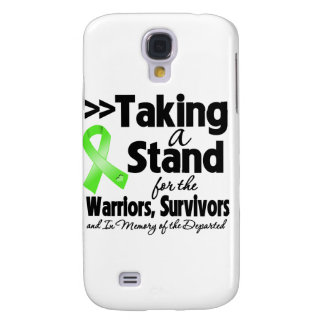 Non-Hodgkins Lymphoma Taking a Stand Tribute Samsung Galaxy S4 Cover