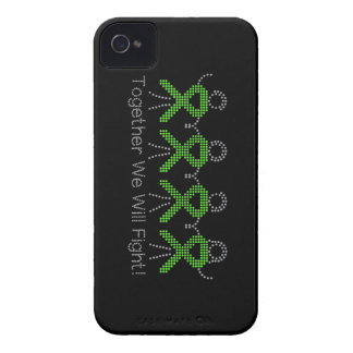 Non-Hodgkins Lymphoma Together We Will Fight Case-Mate iPhone 4 Cases
