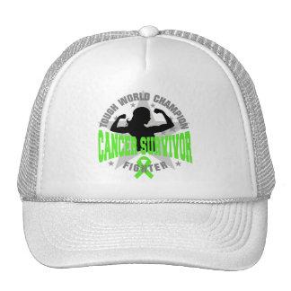 Non-Hodgkin's Lymphoma Tough Survivor Trucker Hat