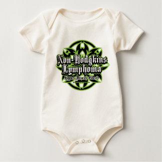 Non-Hodgkins Lymphoma Tribal Baby Bodysuit