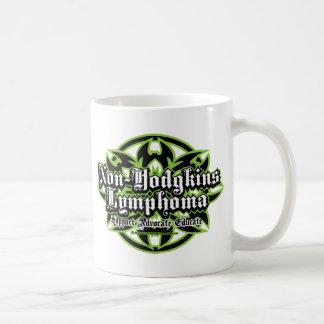 Non-Hodgkins Lymphoma Tribal Coffee Mug