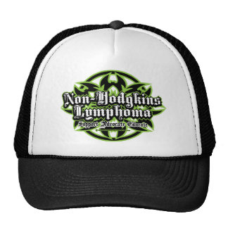 Non-Hodgkins Lymphoma Tribal Trucker Hat