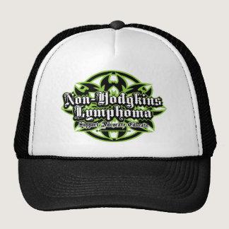 Non-Hodgkins Lymphoma Tribal Trucker Hat