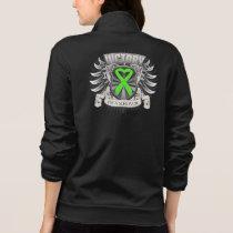 Non-Hodgkins Lymphoma Victory Printed Jacket