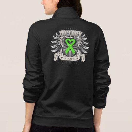 Non-Hodgkins Lymphoma Victory T Shirt