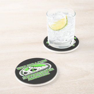 Non-Hodgkins Lymphoma Walk For A Cure Beverage Coasters