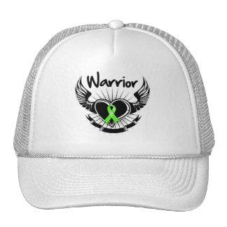 Non-Hodgkins Lymphoma Warrior Fighter Wings Mesh Hat