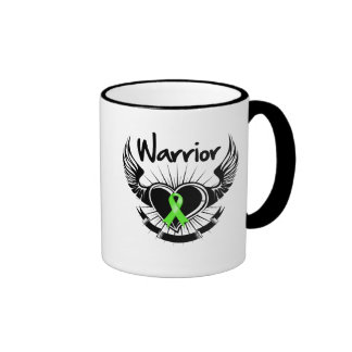 Non-Hodgkins Lymphoma Warrior Fighter Wings Coffee Mugs