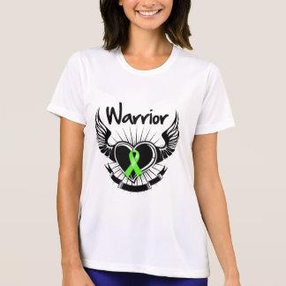 Non-Hodgkins Lymphoma Warrior Fighter Wings T-shirt