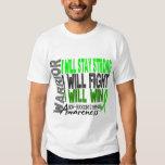 Non-Hodgkins Lymphoma Warrior T-shirts