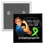 Non-Hodgkins Lymphoma We Can Do It Rosie The Rivet Pins