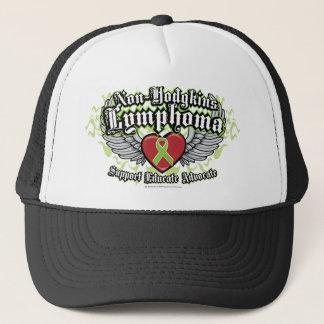 Non-Hodgkins Lymphoma Wings Trucker Hat