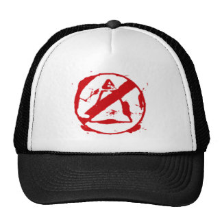 Non-Illuminati Symbol Trucker Hat