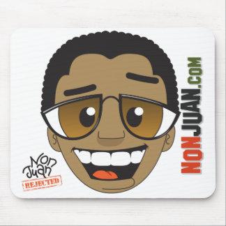 Non Juan (Big Head) Mouse pad