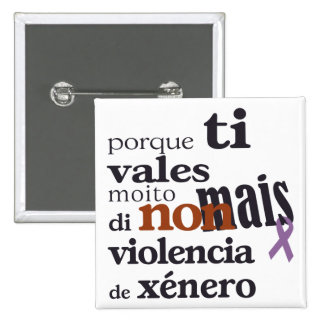 Non Mais Violence of Xénero Pins