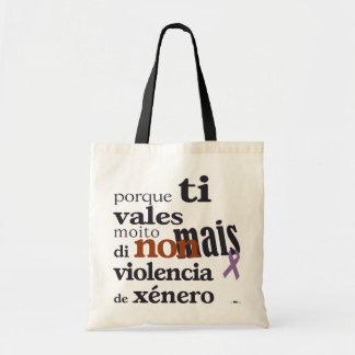 Non Mais Violence of Xénero Tote Bag