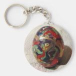 Non Objective Egg Key Chains