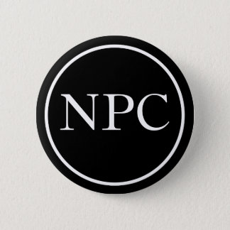 Non-Player Character Button