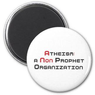 non-prophet 2 inch round magnet