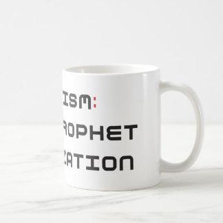 non-prophet coffee mug