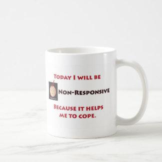 Non-responsive Cope Mug