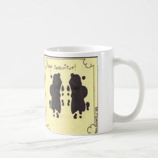 non sequitur coffee mug