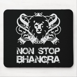 Non Stop Bhangra Mouse Pad