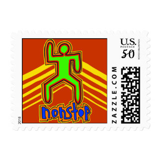Non-Stop Dancing Postage