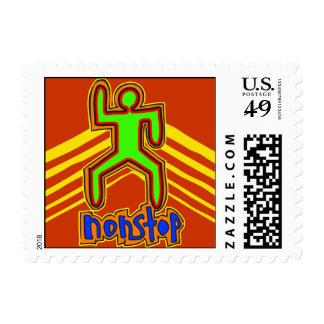 Non-Stop Dancing Stamp