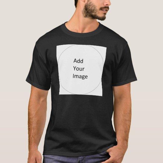 non template QPC test T-Shirt