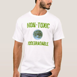 Non-Toxic Biodegradable T-Shirt