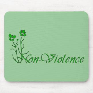 Non-Violence Mouse Pad
