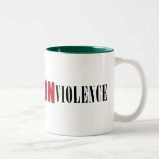 Non Violence Mug