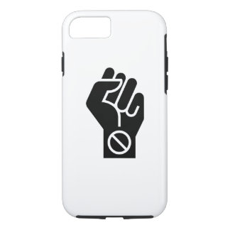Non-Violent Protest Pictogram iPhone 7 Case