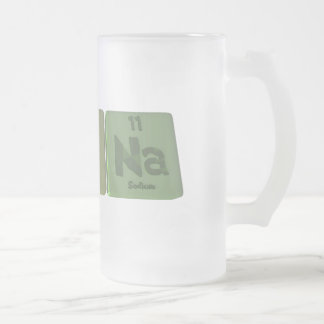 Nona  as Nitrogen Oxygen Sodium Mug