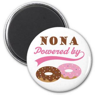 Nona Gift Donuts Fridge Magnet