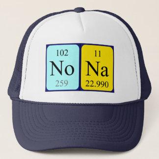 Nona periodic table name hat
