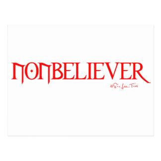 Nonbeliever 2 postal