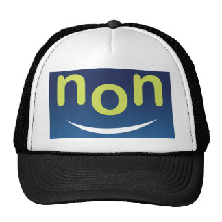 nonBored Smiley Face Trucker Hat