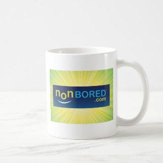 nonBored Starbust Logo Coffee Mug