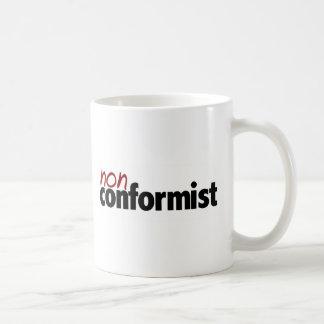 Nonconform Coffee Mug
