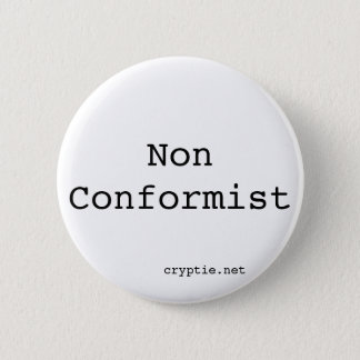NonConformist Button