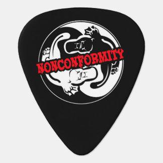 Nonconformity Platypi Yin Yang Guitar Pick