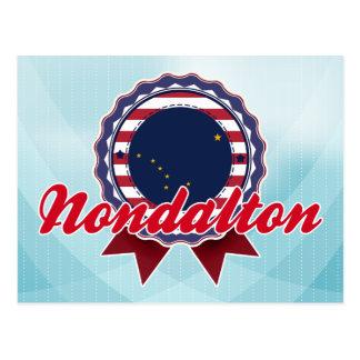 Nondalton, AK Postales