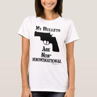 NonDenominational Bullets T-Shirt