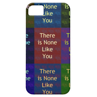 None Like You iPhone SE/5/5s Case