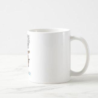 None of the Above Classic White Coffee Mug