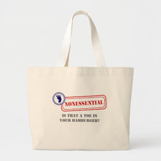 Nonessential • Food Safety Tote Bag