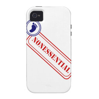 Nonessential • Food Safety Case For The iPhone 4