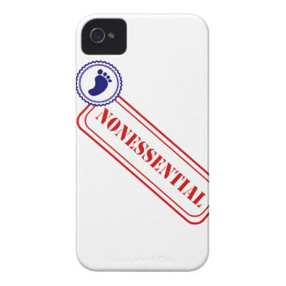 Nonessential • Food Safety Case-Mate iPhone 4 Case